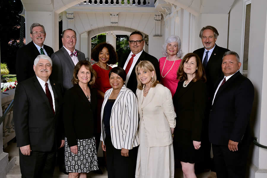 2018-2019 Tournament of Roses Board of Directors
